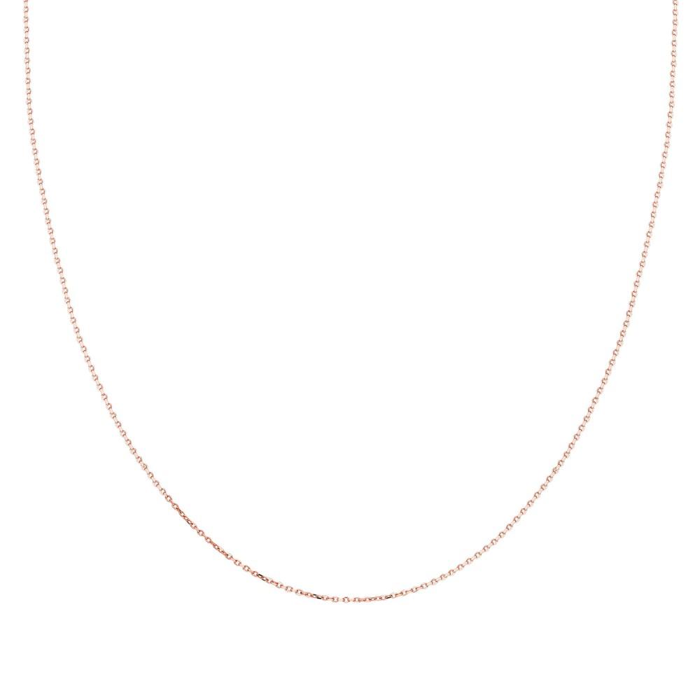 Glorria Gold 20 Micron Rose Forse Chain